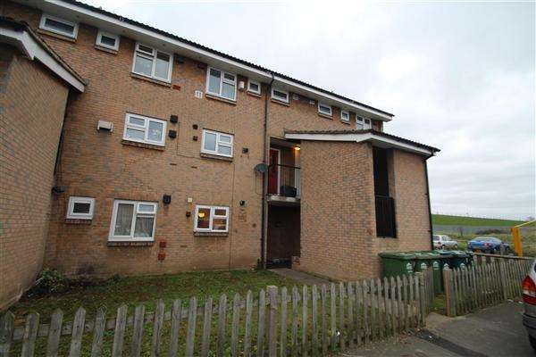 3 Bedrooms Maisonette Flat for sale in Lauser Road, Stanwell