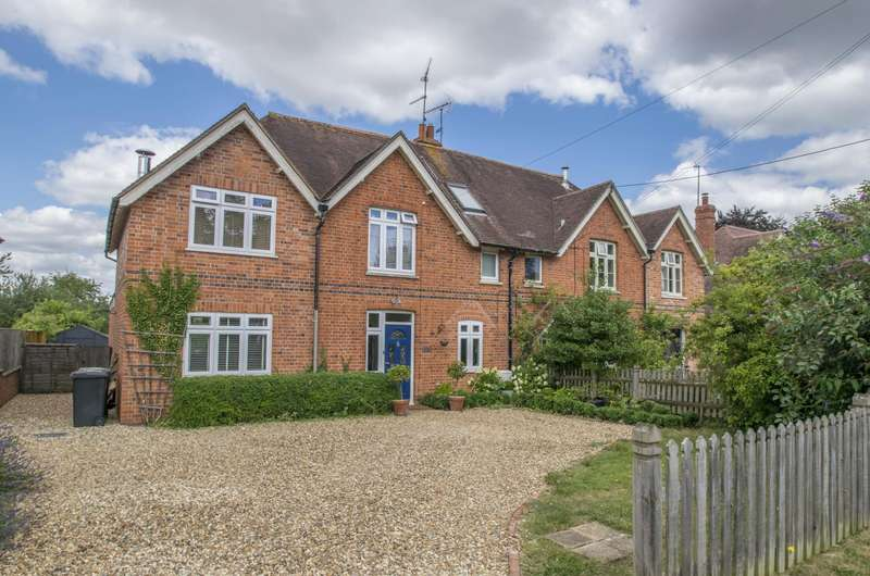 5 Bedrooms Semi Detached House for rent in Milldown Road, Goring, Reading, RG8