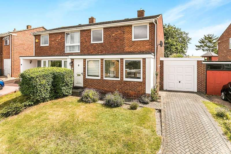 3 Bedrooms Semi Detached House for sale in Northdown Road, Longfield, DA3