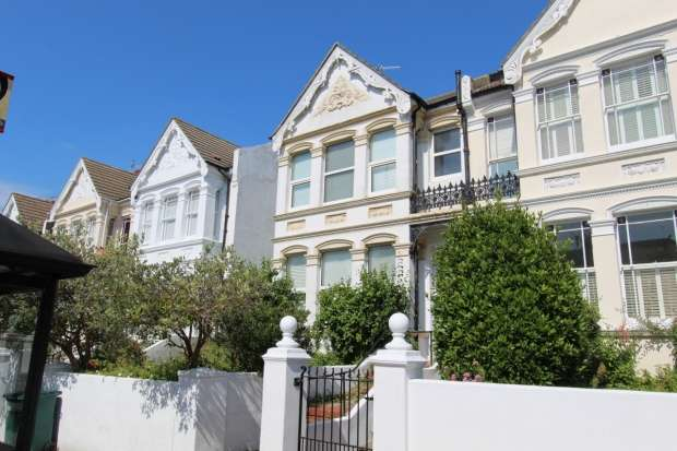 5 Bedrooms Semi Detached House for sale in Beaconsfield Villas Brighton