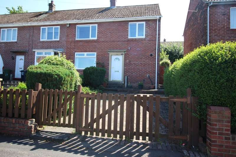 2 Bedrooms Semi Detached House for sale in Cedar Grove, Ryton, NE40