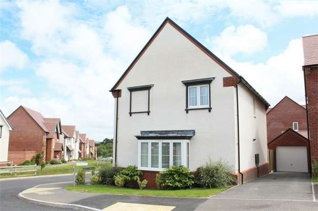 4 Bedrooms Detached House for sale in Needs Drive, Bideford, Devon