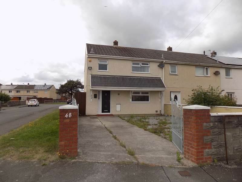 3 Bedrooms Semi Detached House for sale in Lingfield Avenue, Aberavon, Port Talbot, Neath Port Talbot. SA12 6NX