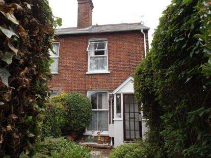 2 Bedrooms Semi Detached House for sale in Salisbury, Wiltshire