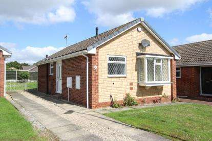 2 Bedrooms Bungalow for sale in Nathan Court, Waterthorpe, Sheffield, South Yorkshire