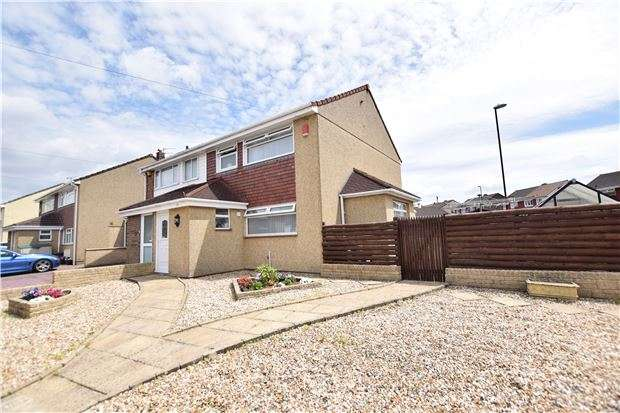 3 Bedrooms Semi Detached House for sale in Stockwood Road, BRISTOL, BS14 8JF