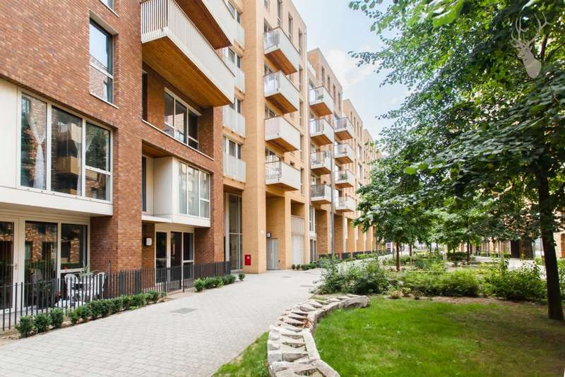 2 Bedrooms Flat for sale in Oxley Square, Bow, E3