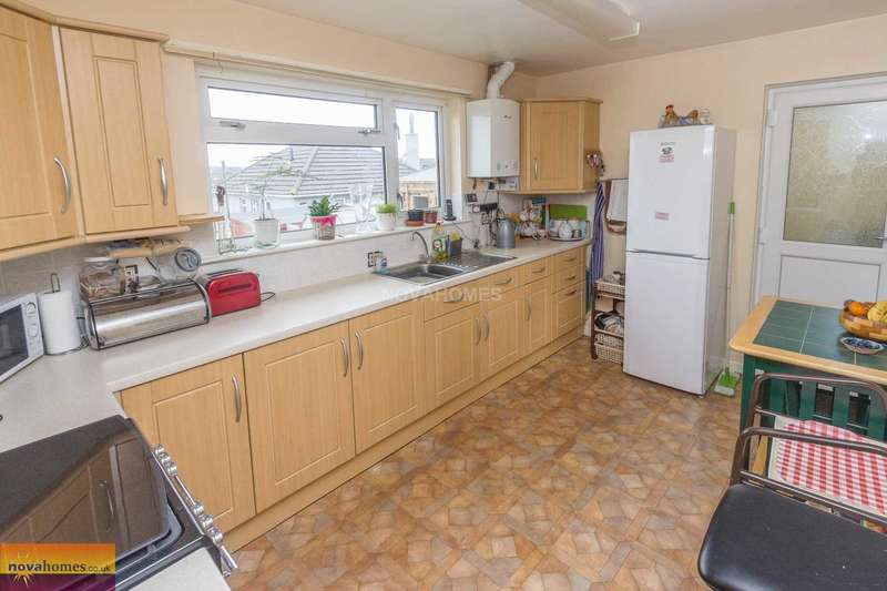 2 Bedrooms Semi Detached Bungalow for sale in Princess Avenue, Plymstock, PL9 9ER