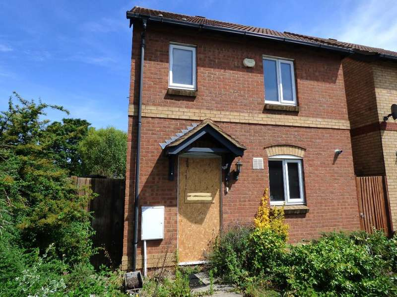 2 Bedrooms Detached House for sale in Evesham Abbey, Bedford, MK41 0UN