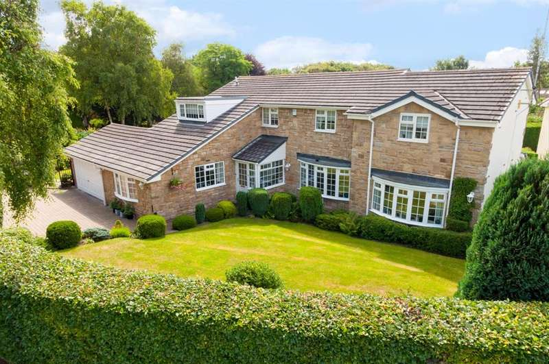5 Bedrooms Detached House for sale in Foxhill Crescent, Weetwood, Leeds,LS16