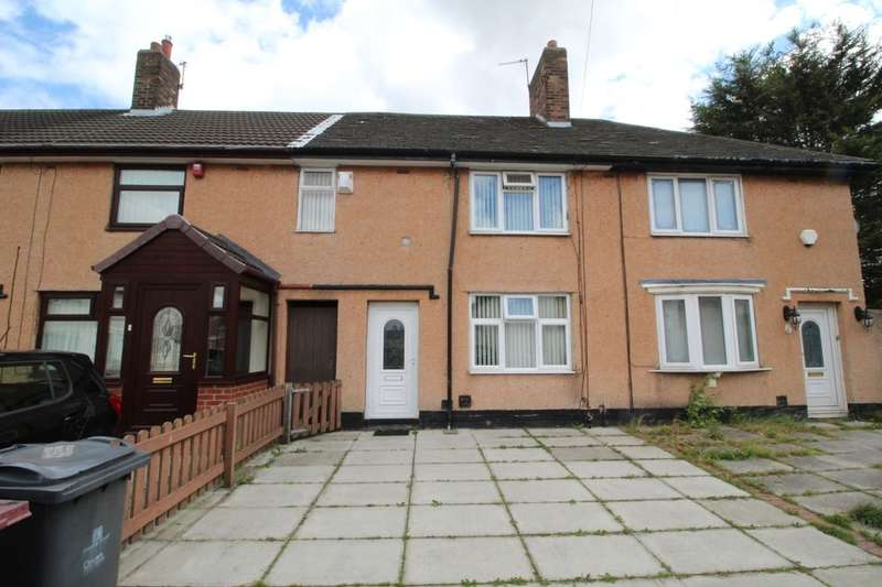 2 Bedrooms Property for sale in Wimborne Close, LIVERPOOL, L14