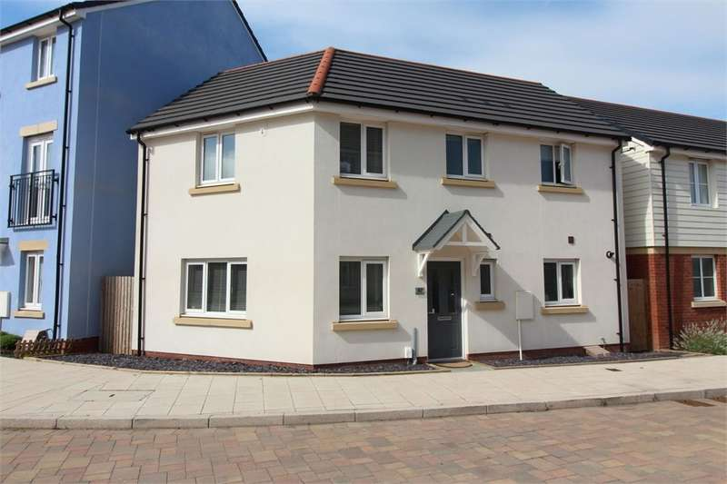 3 Bedrooms Detached House for sale in Bessemer Drive, NEWPORT, NP19