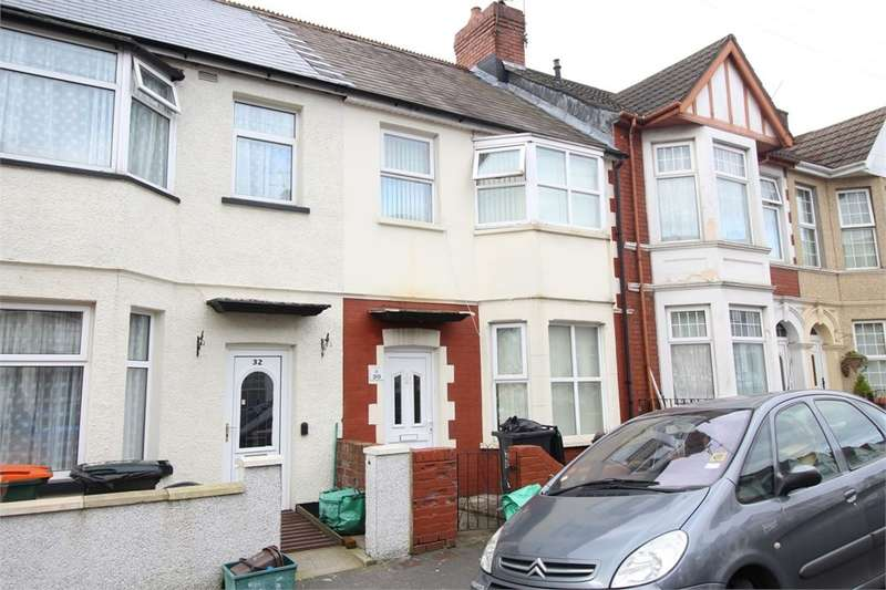 3 Bedrooms Terraced House for sale in Walmer Road, NEWPORT, NP19