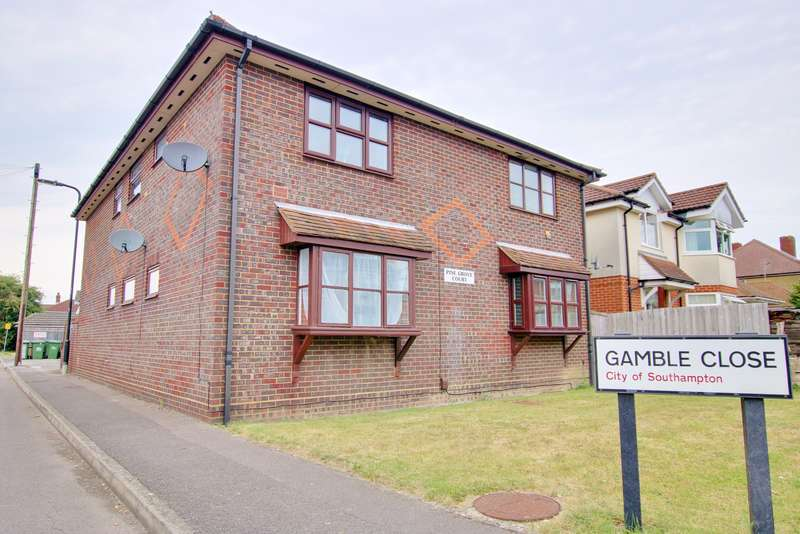 1 Bedroom Flat for sale in Pinegrove Road, Sholing