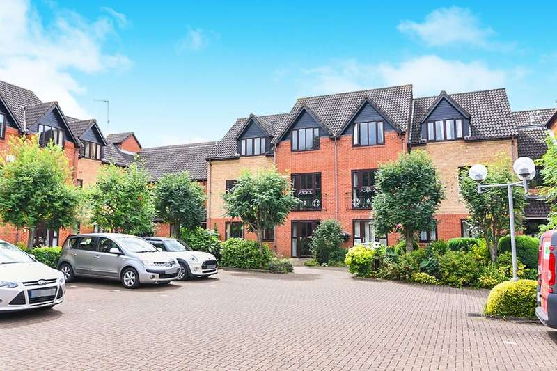 2 Bedrooms Flat for sale in Kingfisher Court Woodfield Road, Droitwich, WR9