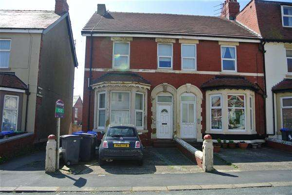 5 Bedrooms Flat for sale in Hesketh Avenue, Blackpool