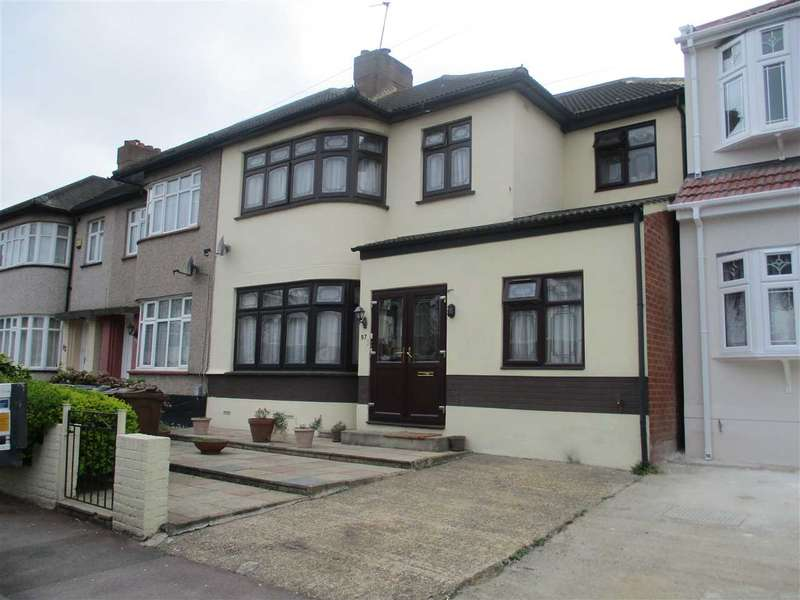 6 Bedrooms Semi Detached House for sale in Westrow Drive, Upney, UPNEY