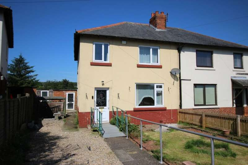 3 Bedrooms Semi Detached House for sale in Upper Barresdale, Alnwick, NE66