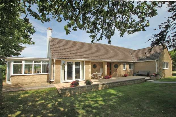 4 Bedrooms Detached Bungalow for sale in 179 Ashley Lane, Winsley, Wiltshire