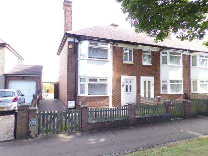 3 Bedrooms End Of Terrace House for sale in Mile Road, Bedford, Bedfordshire