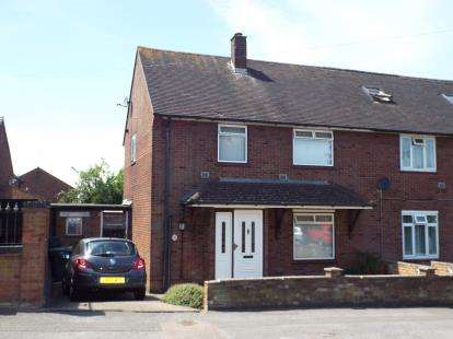 3 Bedrooms Semi Detached House for sale in Farley Farm Road, Luton, Bedfordshire