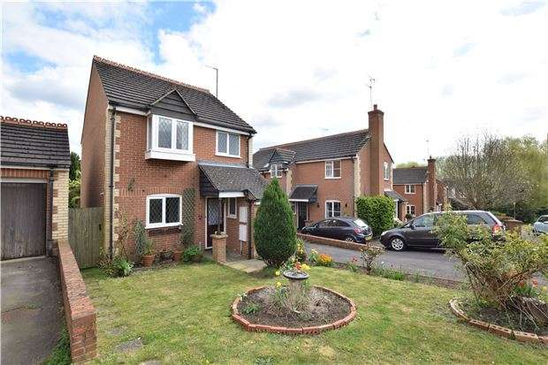 3 Bedrooms Link Detached House for sale in Yeftly Drive, Oxford, OX4 4XS