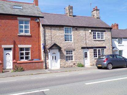 2 Bedrooms Terraced House for sale in Mwrog Street, Ruthin, Denbighshire, LL15