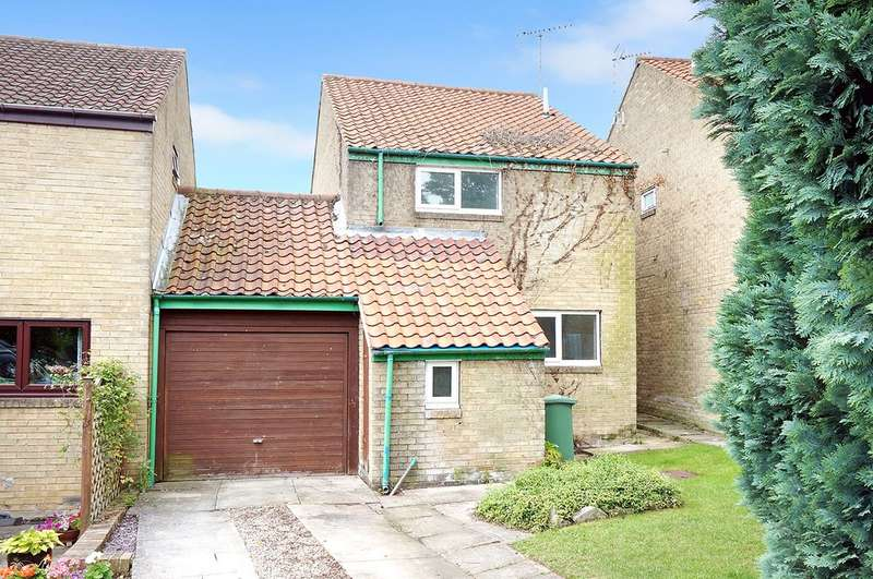 3 Bedrooms Semi Detached House for sale in Bridge Garth, Clifford, LS23