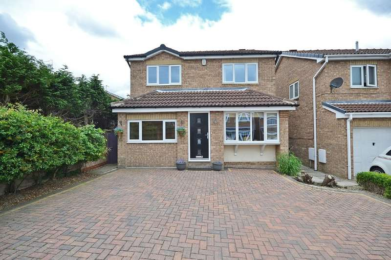 4 Bedrooms Detached House for sale in Otters Holt, Durkar, Wakefield