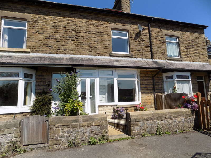 4 Bedrooms Terraced House for sale in Mill Cliff, Buxton