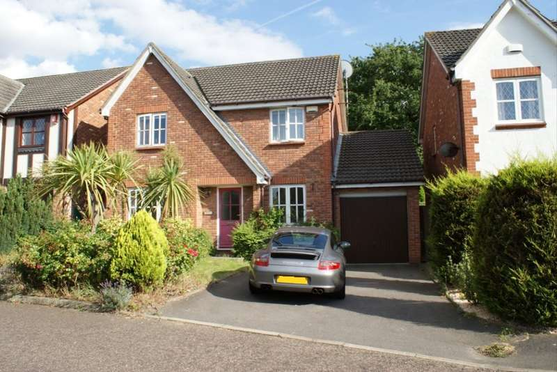 4 Bedrooms Detached House for sale in Victory Close, Chafford Hundred