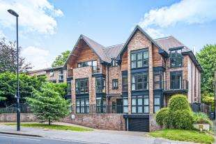 2 Bedrooms Flat for sale in Hill House, 57 Park Hill Road, Croydon