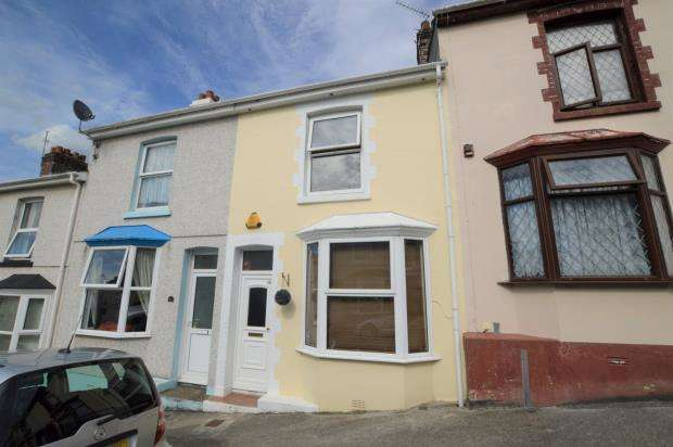 2 Bedrooms Terraced House for sale in Welsford Avenue, Plymouth, Devon