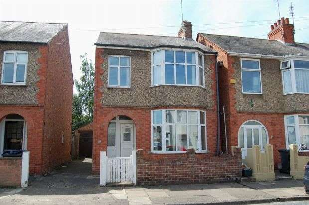 3 Bedrooms Detached House for sale in Beech Avenue, Abington, Northampton NN3 2JQ