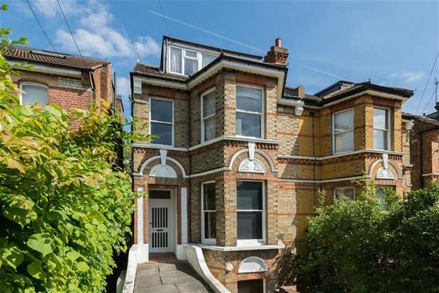2 Bedrooms Flat for sale in Recreation Road, Sydenham