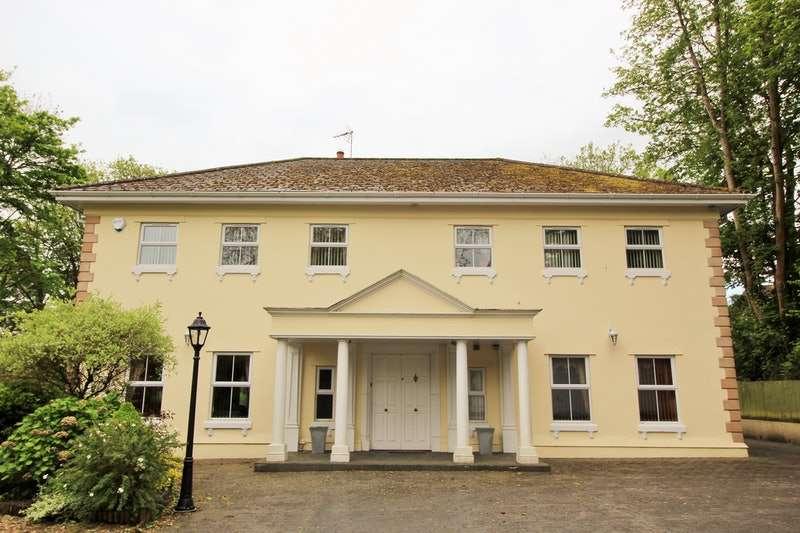 7 Bedrooms Detached House for sale in Penyfai, Bridgend, Glamorgan, CF31