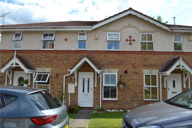 2 Bedrooms Terraced House for sale in Doulton Close, Potters Green, Coventry, West Midlands