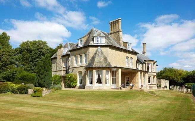 11 Bedrooms Detached House for sale in Woodgreen, Witney, Oxfordshire, OX28