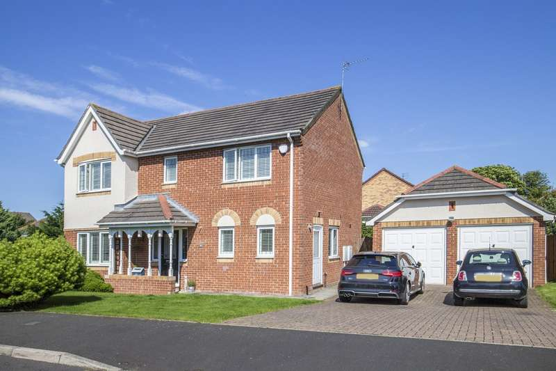 4 Bedrooms House for sale in Norham Drive, Morpeth