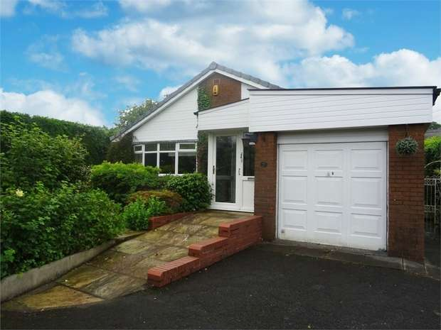 2 Bedrooms Detached Bungalow for sale in Moorfield, Turton, Bolton, Lancashire