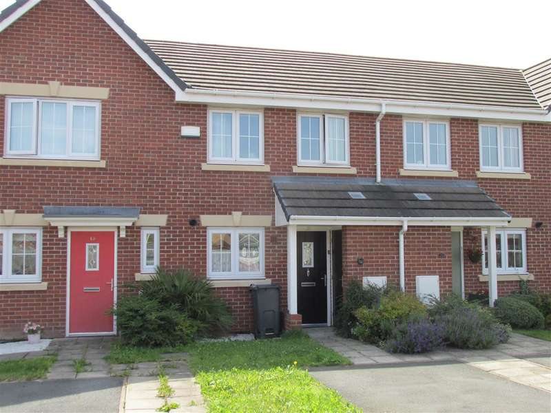 2 Bedrooms Terraced House for sale in Kingham Close, Leasowe