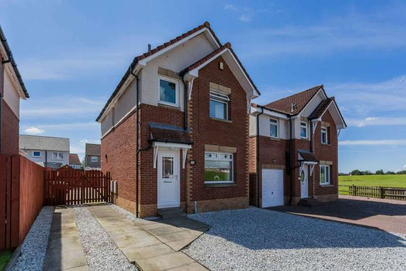 3 Bedrooms Detached Villa House for sale in Kirkwall Place, Kilmarnock, East Ayrshire, KA3 2HQ