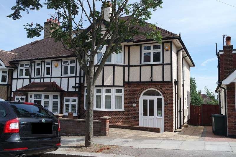 3 Bedrooms End Of Terrace House for sale in Milton Avenue, Barnet