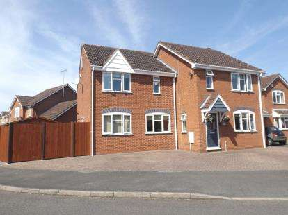 6 Bedrooms Detached House for sale in Steatite Way, Stourport-On-Severn, Worcestershire
