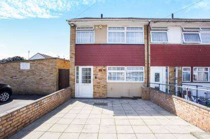 3 Bedrooms End Of Terrace House for sale in Vane Close, Harrow