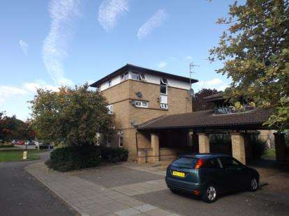 1 Bedroom Flat for sale in Carrick Road, Fishermead, Milton Keynes, Buckinghamshire