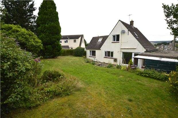 3 Bedrooms Detached Bungalow for sale in Heather Close, Stroud, Gloucestershire, GL5 3QY