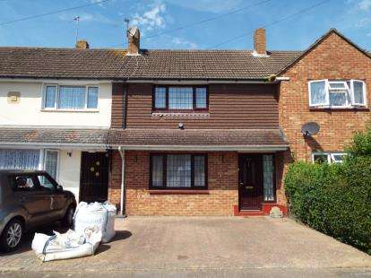2 Bedrooms Terraced House for sale in Havant, Hampshire