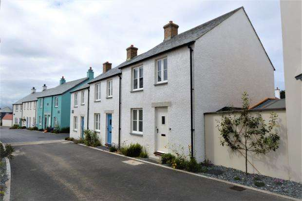 2 Bedrooms End Of Terrace House for sale in Bownder Bors, Newquay, Cornwall