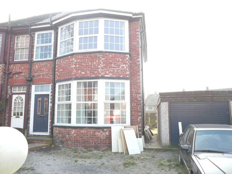 3 Bedrooms Semi Detached House for sale in Oakfield Road, Newton